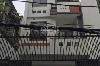 Nhà bán Lê Văn Sỹ, P14, Q3 - HXH 2 mặt hẻm trước sau. DT 5,4x14m 3 lầu