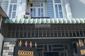 Bán nhà, 3,2x10m, 1 tỷ 350tr, 1 lầu, sổ hồng chung, Lê Thị Riêng, Thới An, Quận 12