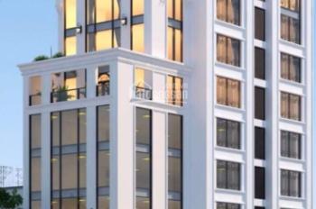 Bán nhà phố Trần Đăng Ninh, Trương Công Giai 10 tầng, MT 8m, giá 39.9 tỷ