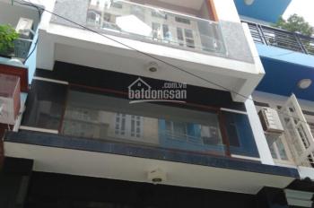 Mình cần bán nhà 2 MT hẻm nhựa phường 4, Tân Bình, DT: 4.7x9m, 3 lầu, nhà mới