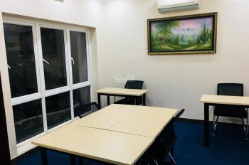 Chính chủ cho thuê văn phòng ở 193 Trung Kính, Cầu Giấy, 25m2 giá 4,5tr/tháng, A Long: 0862466175