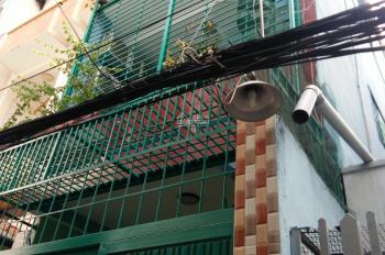 Nhà 4,5x15m, 2 lầu 6 phòng hẻm 3m, 113/ Trần Quang Diệu, p14, Q3, gần ngã tư Lê Văn Sỹ 6,6 tỷ
