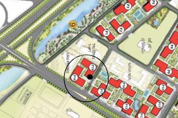 Bán shop chân tòa Park 19 căn góc 05a dự án Vinhomes Ocean Park Gia Lâm