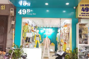 Chính chủ cần cho thuê cửa hàng số 49B Hàng Bài, Hoàn Kiếm