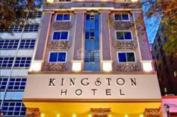 Cần bán gấp khách sạn mặt tiền Nguyễn Thái Bình, P. Nguyễn Thái Bình, Q1. DT: 4x19m, 6 lầu, nhà mới