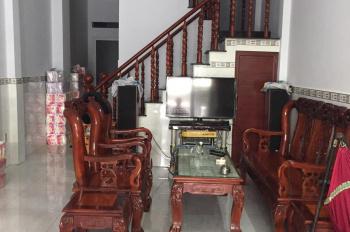 Bán nhà 1 trệt 1 lầu 1 lửng hẻm 3m đường 10, Linh Trung, diện tích đất 68,4m2 giá bán 3,5 tỷ