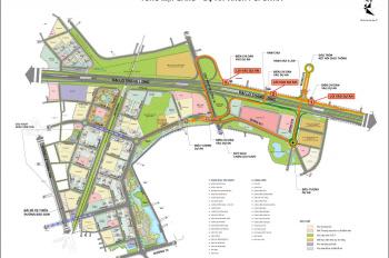 Bán shophouse Vinhomes Smart City, DT 90m2/căn, xây 4,5 tầng, số lượng có hạn. LH 0931368661
