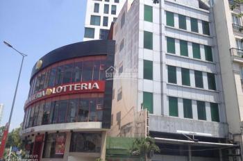 Bán tòa building 7 tầng trục đường quốc tế Q3, 10x13m vuông vức, giá 54 tỷ TL. LH 0933099068