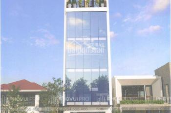 Cho thuê tòa nhà 6 tầng đang hoàn thiện (có thể hoàn thiện theo thiết kế bên thuê) tại Hải Dương