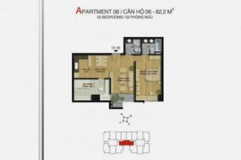 Chính chủ gửi bán chung cư Mipec 229 Tây Sơn, 82m2, 3 tỷ, LH 0918005693