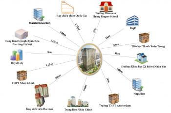 Cần tiền bán nhanh căn hộ B10 tầng 18 Mỹ Sơn Tower 62 Nguyễn Huy Tưởng cực rẻ