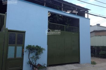 Chính chủ cho thuê nhà xưởng, (8*23m) có lửng đúc, quận Bình Tân, giá 20triệu