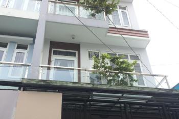 Bán nhà HXH thông Lương Thế Vinh, 4.5x14m 1 trệt 2 lầu ST, nhà đẹp ở liền 6.5 tỷ TL