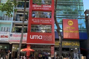 Chính chủ bán nhà MT đường Nguyễn Thiện Thuật, quận 3, (6,25mx17,5m) 110m2, GPXD: Hầm 7 lầu