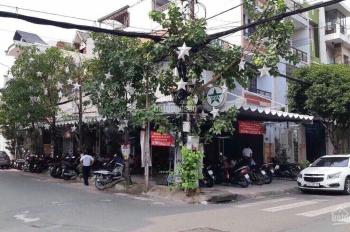 Bán góc 2 MT kinh doanh đường Nguyễn Cửu Đàm, P. Tân Sơn Nhì, Q. Tân Phú, 4.6x18m, giá 17.8 tỷ TL