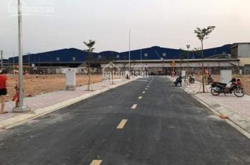 Kẹt nợ bán lỗ sổ đất DT743 Bình Chuẩn, đối diện chợ, kế vòng xoay An Phú 20-24 tr/m2. LH 0948332553