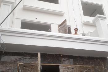 Bán nhà 5 tầng mới phường Thượng Thanh, DT 41m2, hướng Tây Nam, giá 2,5 tỷ