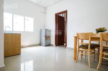Cho thuê phòng siêu đẹp có ban công, nội thất, trong biệt thự HXH 14/10A Đường 53, P. 14, Q. GV