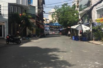 Bán nhà mặt phố đường Nguyễn Giản Thanh, P 15, Quận 10. DT 5,3 x 16.5m, giá 12.2 tỷ