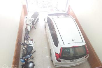 Bán nhà 3.5 tầng ô tô đỗ trong nhà, phố Lửa Hồng, Lê Chân, Hải Phòng