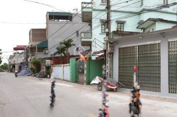 Cho thuê nhà 1 tầng KD số 106 mặt phố Xuân Canh, Đông Anh, cách cầu Nhật Tân 2km