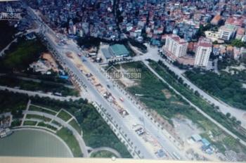 Quá hiếm, mặt tiền khủng 10m, Phạm Văn Đồng, Cầu Giấy, 103m2, 1 tầng, lô góc. Giá 26.5 tỷ