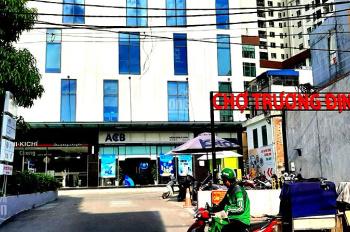 Bán nhà mặt phố Trương Định, 95m2, 4 tầng, kinh doanh vô địch, 9.7 tỷ