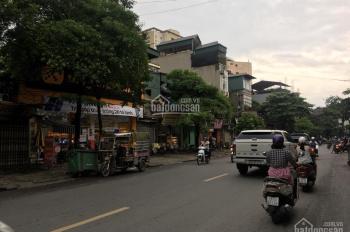Mặt phố Linh Đàm, Hoàng Mai 86m2, mặt tiền 5.3m, Hiếm, 3 bước ra hồ Linh Đàm, kinh doanh