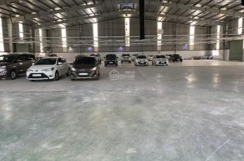 Cho thuê kho MT 20 Cộng Hòa, Phường 12, Quận Tân Bình. DT: 2000m2 giá 320 tr/tháng