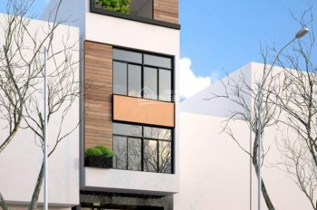 Bán tòa nhà văn phòng đường Út Tịch, DT 4.5m x 18m, hầm 4 tầng, có thang máy. Giá 15 tỷ
