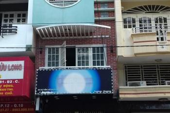 Cho thuê nhà mặt tiền MB đường quận 3. LH 0909997720, Sơn