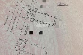 Bán Nhà HXH Đường Chiến Lược Khu Phố 3, P.Bình Trị Đông A, Q.Bình Tân