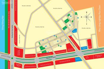 Trung tâm ngoại thành Biên Hòa, ngay QL1K, của dự án Kim Oanh đang chết
