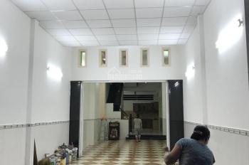 Cho thuê nhà mặt tiền giá siêu rẻ đường Âu Cơ, Phường 14, Quận Tân Bình