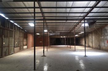 Nhà xưởng kho cho thuê 1100m2 Quốc Lộ 1A đoạn giữa Tân Kỳ Tân Quý và Hương lộ 2
