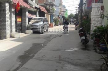 Chính chủ bán nhà Thoại Ngọc Hầu, P. Phú Thạnh, Q. Tân Phú, 5x15m