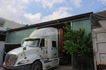 Cho thuê kho xưởng 1000m2 mặt tiền đường Lê Thị Riêng, Phường Thới An, Quận 12