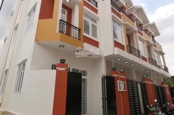 Nhà phố 1 trệt - 2 lầu (3PN - 3 WC - 1PK) - gần bệnh viện Xuyên Á Củ Chi - sổ hồng riêng