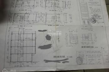Căn duy nhất mặt tiền 171 Huỳnh Mẫn Đạt vị trí đẹp DTCN 4x10.4m trệt + 4 lầu đúc bán gấp 16.5 tỷ