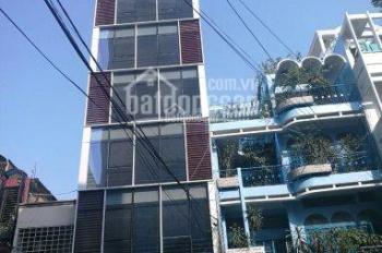 Xuất cảnh bán nhà MT đường 8m, CMT8, Tân Bình, 8mx28m, 4 lầu, HĐ thuê 120tr/th. Giá chỉ có 26 tỷ