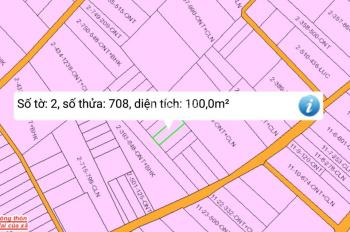 Đất Vĩnh Thanh, đường hồ bơi Hạnh Phúc đường 7m TC 100% giá rẻ, LH 0938.253.386