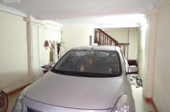 Cho thuê nhà Bắc Linh Đàm - Đại Kim DT 40m2 x 6 tầng, MT 4m ô tô vào trong nhà, 13 triệu/th