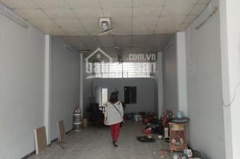 Cho thuê nhà làm kho xưởng hẻm xe tải Phạm Văn Bạch, 5x18m, trống suốt