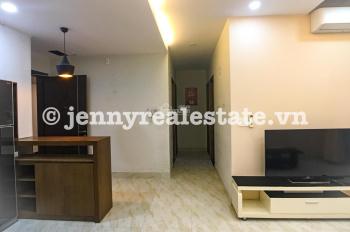 Cần bán căn hộ Tropic Garden, 2PN + 1 phòng Study, view sông, đầy đủ nội thất, tầng trung