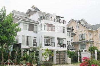 Cho thuê biệt thự Trung Hòa Nhân Chính, DT 210m2, MT 12m, xây 4 tầng. LH: 0913851111