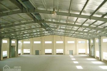 Cho thuê kho xưởng 1500m2 đường Hồ Văn Long, Q. Bình Tân, giá 110tr/tháng, LH: 0966900650