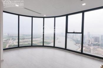 Chính chủ cho thuê căn hộ Vinhomes Ba Son Golden River 121m2 3PN nhà trống view sông 0977771919