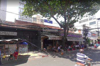 Cho thuê nhà mặt tiền hiếm có siêu rộng góc Hồ Xuân Hương - Nguyễn Thông, Q3. (12x25m) 2 lầu mới