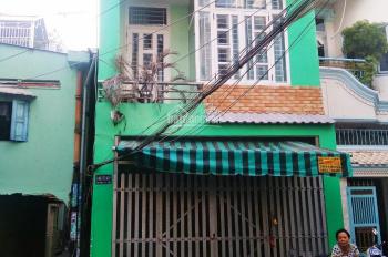 Bán nhà mặt hẻm xe tải 146/37 Vũ Tùng thông ra Bùi Hữu Nghĩa, hẻm KD buôn bán giá 4,6tỷ