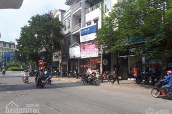 Chính chủ bán nhà mặt phố Nguyễn Đình Hoàn Cầu Giấy, 142m2 - 4 tầng, mặt tiền 6.2m. Kinh doanh tốt